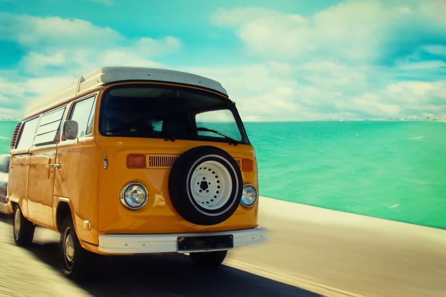 camper-van