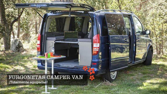 camper-van-equipadas