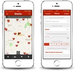 Para dar en la diana y comer en los mejores restaurantes cuando vas de ruta con tu furgoneta camper, no te olvides de descargar esta aplicación para el movil