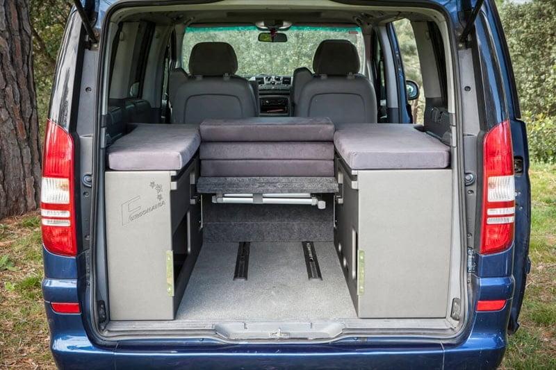 mercedes camper kit alto para viano larga. Black Bedroom Furniture Sets. Home Design Ideas