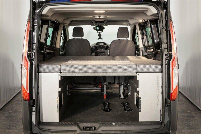 Ford Transit Custom 2018 >> Furgomania, ford transit-custom
