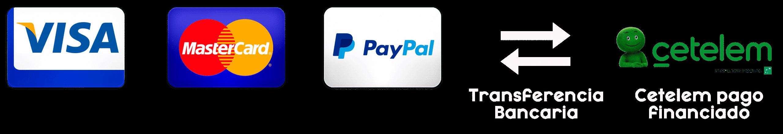 métodos de pagos