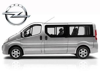 Opel Vivaro 2015 L2