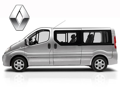 Renault traffic 2015 L2