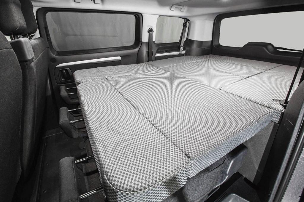 kit cama básico para vivaro